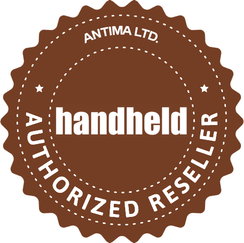 authorized reseller handheld